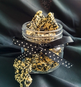 Sevander - sweet vegan sesame bites jar-Ready
