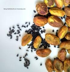 GellaStachio and seeds - READY