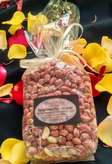 Nang Sweet Pea Original in compostable packging