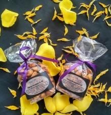 Vegan kosher gluten free snack - mustard and all Miss Nang Treats 4 web